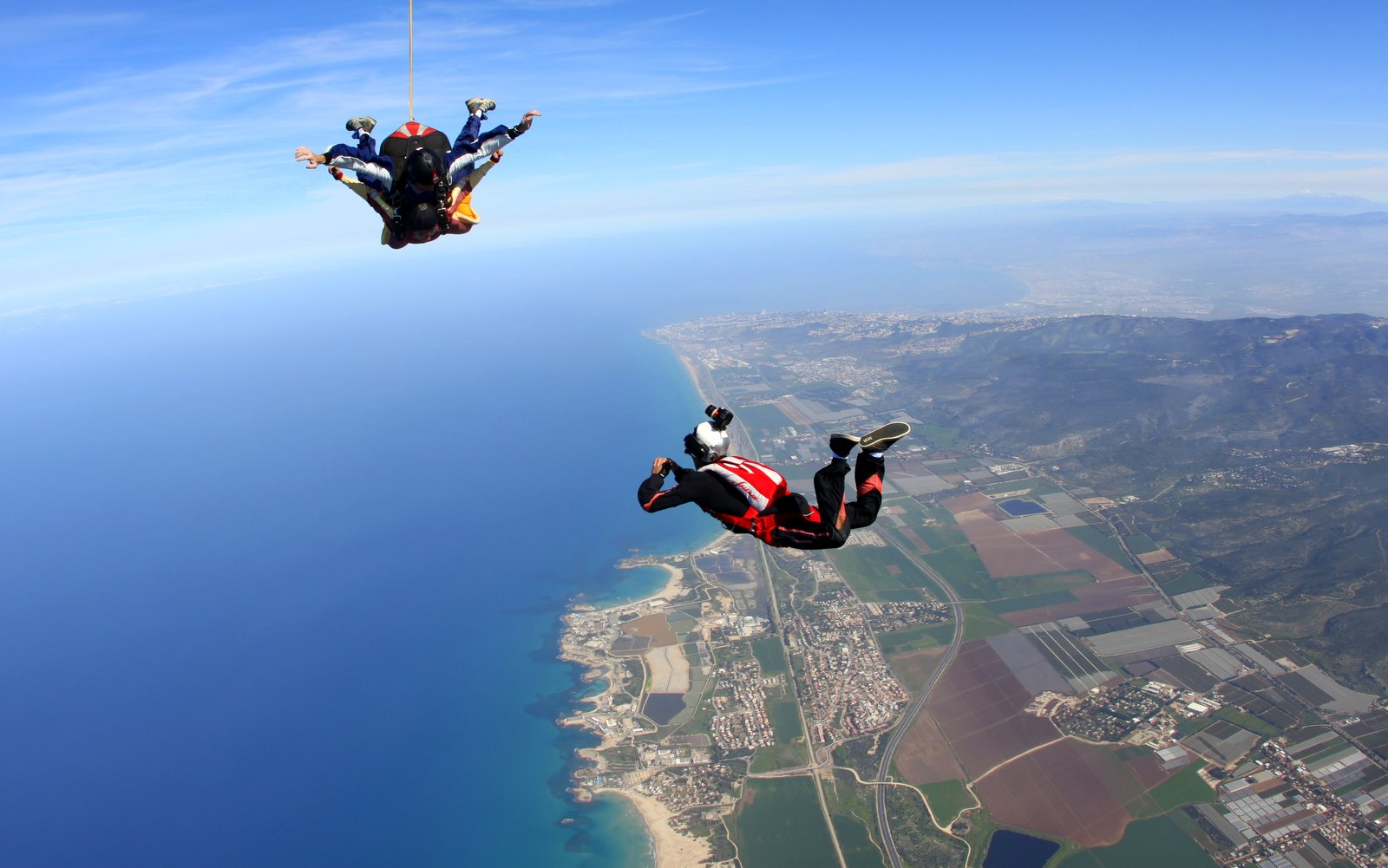 skydive phptpgraphy